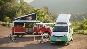 Nissan Nv200 Aménagé : nissan launches all electric camper van treehugger ~ Nature-et-papiers.com Idées de Décoration