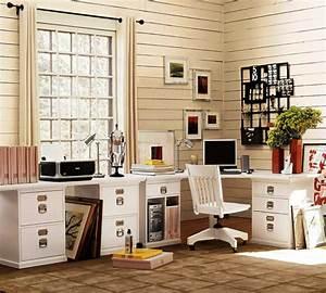 Home Office Decor for Private Impression - Traba Homes