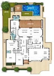 Home Design Plans Split Level House Plans Quot The Woodland Quot Boyd Design Perth