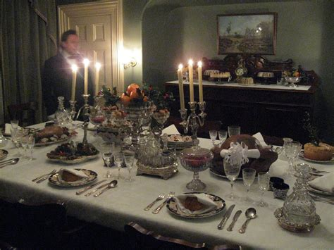 victorian table setting sir george etienne cartier