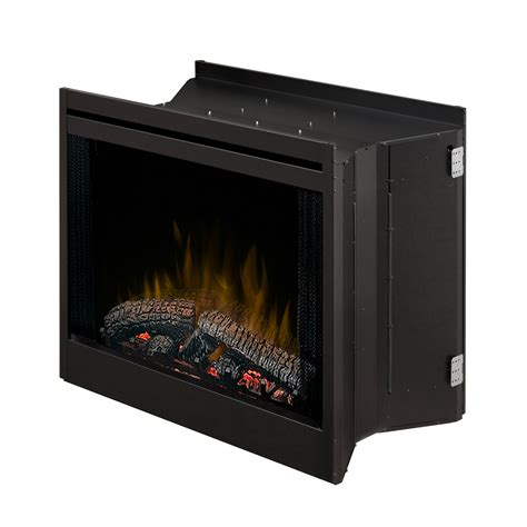 sided fireplace insert 39 quot dimplex 2 sided firebox