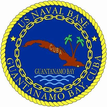 Guantanamo Naval Bay Base Seal Svg Station