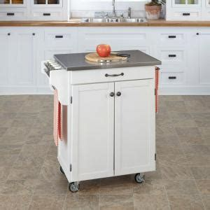 what is the best kitchen flooring home styles create a cart white kitchen cart with 9648