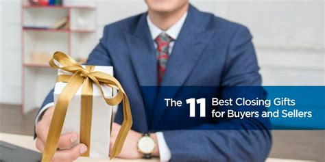 closing gifts  buyers  sellers