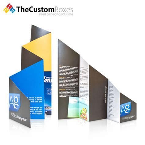 Accordion Style Brochure Brochures Custom Made Brochures Brochure Printing