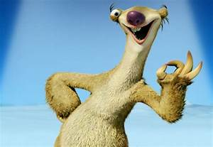 Top Sid From Ice Age Images for Pinterest Tattoos