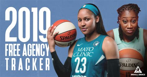wnba  agency tracker basketball index