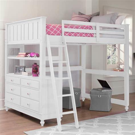 loft bed white house loft bed by ne rosenberryrooms com