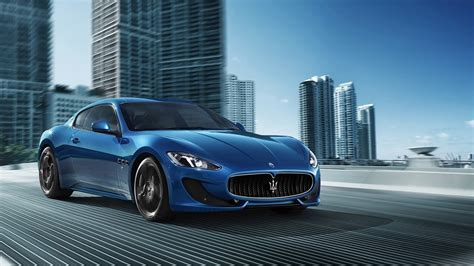 Maserati Granturismo Wallpapers by 30 Maserati Granturismo Wallpapers High Resolution