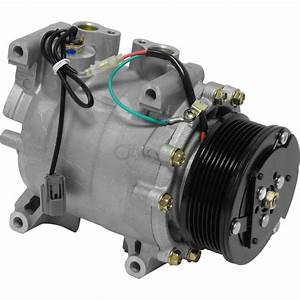 A  C Compressor  U0026 Clutch For Acura Rsx 2002