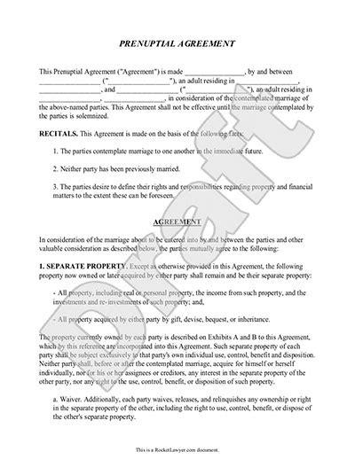 prenuptial agreement  gtld world congress