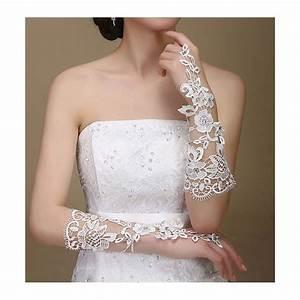 Les Gants Blancs : les gants de c r monie blancs dentelle et diamants chez bustiers et corsets ~ Medecine-chirurgie-esthetiques.com Avis de Voitures