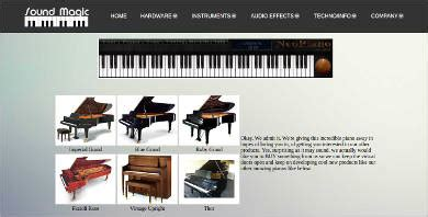 Magic is a tool for creating music visualization with no hassle. 8+ Best Piano Software for PC Download   DownloadCloud