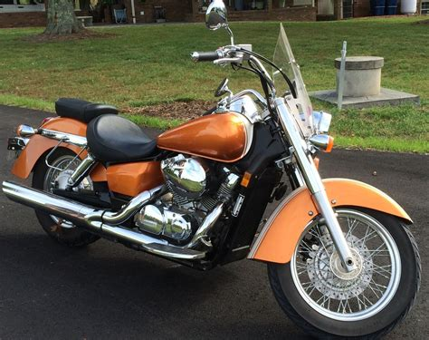 2004 Honda Shadow Aero Aero Motorcycle From Madison, Nc