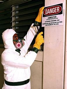 diy asbestos removal tips