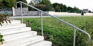 Garde Corps Sur Mesure : rampe d 39 escalier inox ~ Melissatoandfro.com Idées de Décoration