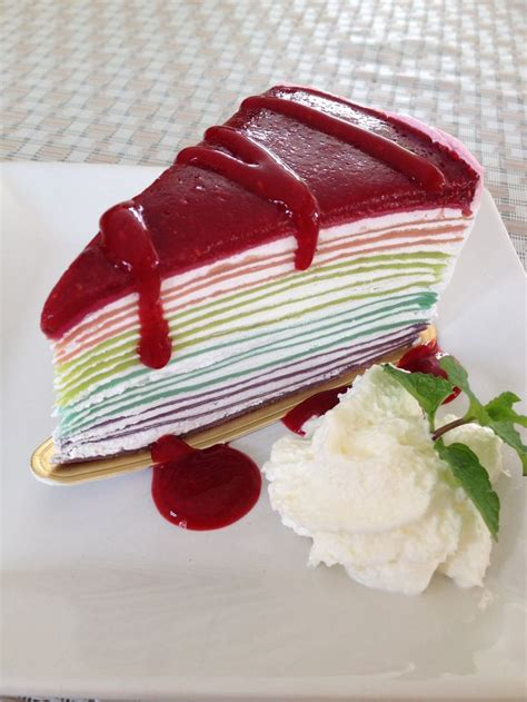 mille crepes images  pinterest crepe cake