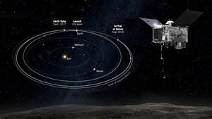 NASA Launches the Osiris-Rex Spacecraft to Asteroid Bennu ...