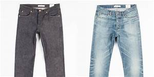For jeans by a line