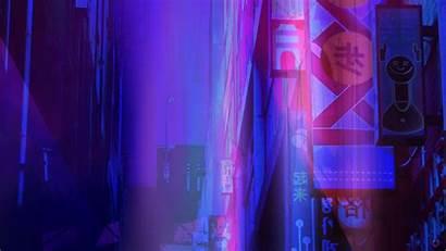Cyberpunk 4k Neon Wallpapers Background Cyber Sci