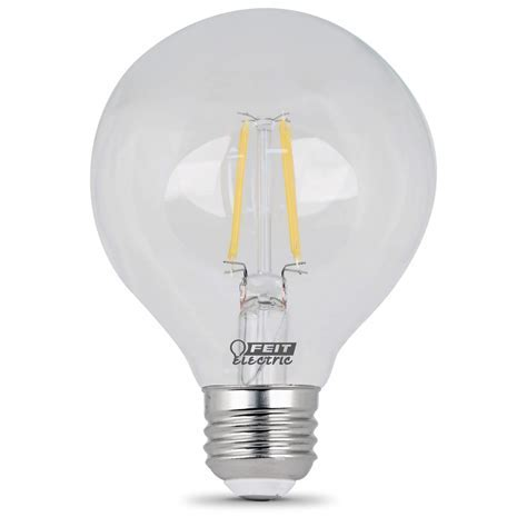 500 Lumen 5000K Dimmable LED   Feit Electric