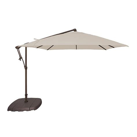 8 5 square cantilever umbrella