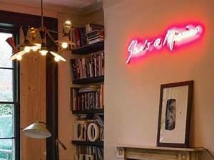 Ispirati collezione di scritte luminose al Neon