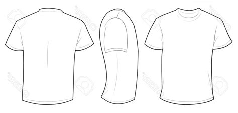 front and back template tshirt t shirt mockup templates vector lazttweet