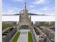 Barcelona 2018 Pictures La Sagrada Familia church