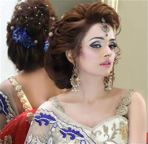 hair wedding style hindu bridal hairstyles 14 safe hairdos for the modern 8362
