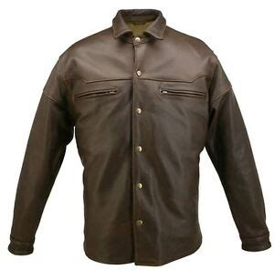How To Soften Cowhide - made in usa soft brown cowhide leather western motorcycle
