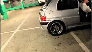 Peugeot 106 Quiksilver With Pugsport