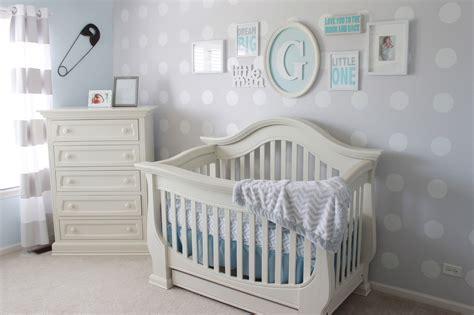 Our Little Man's Nursery