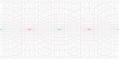 Grid Spherical Panorama Panoramic Projection Examples Creating