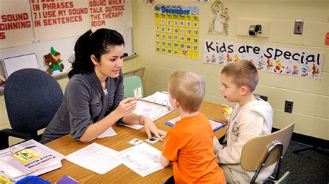 communication disorders special education  disability
