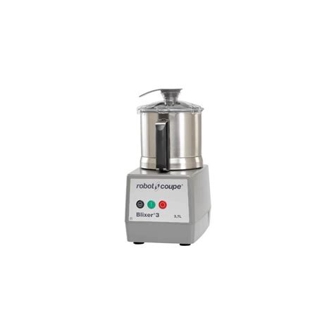 crosbys kitchen open table robot coupe bm3 blender mixer 3 7 litre crosbys