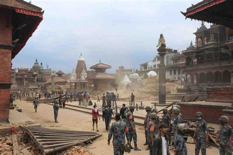 Remembering Nepal: The Day the Earth Shook | Diplomacy ...