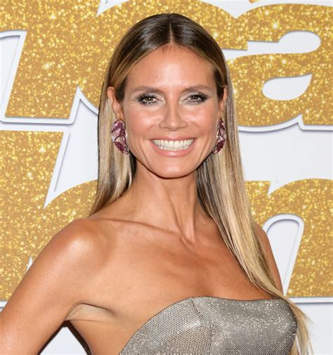 Dlisted Now For The Time Heidi Klum Ghosted Drake