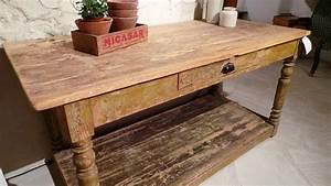 Table De Drapier : table de drapier ancienne ~ Teatrodelosmanantiales.com Idées de Décoration