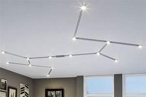 Led Schienensystem Flexibel : u rail das flexible 230v schienensystem lampen leuchten onlineshop l ~ Orissabook.com Haus und Dekorationen