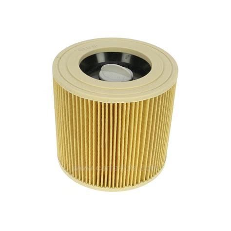 64145520 cartouche filtre d aspirateur karcher ref 802453