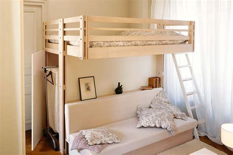 bureau de lit gallery of great meuble lit lits et lits
