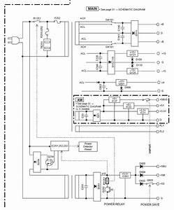Yamaha Rx 497 Block Diagram Detail Power Supply