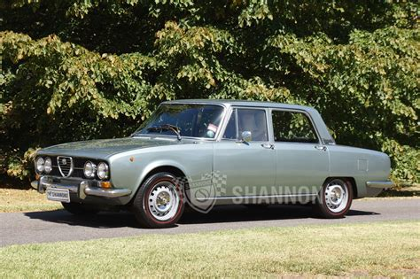 Sold Alfa Romeo Berlina 2000 Sedan Auctions  Lot 4