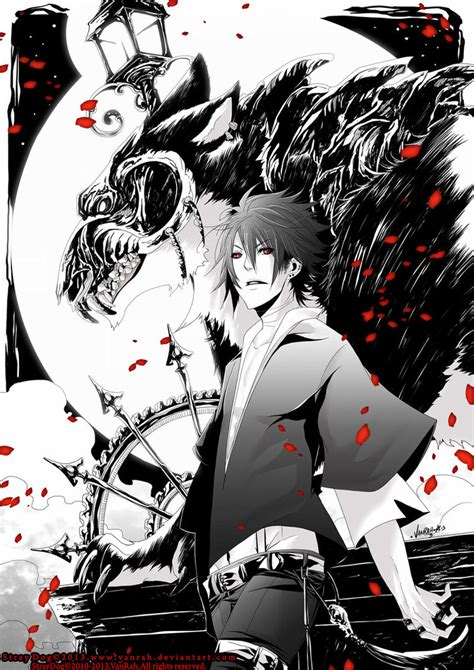 Stray Dog Chapter  Cover By Vanrah On Deviantart