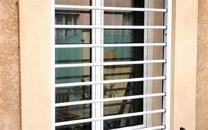 Grille De Protection Fenêtre : grilles de d fense grilles de d fense grilles de ~ Dailycaller-alerts.com Idées de Décoration