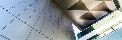 alpolic alumawall leading edge panel systems