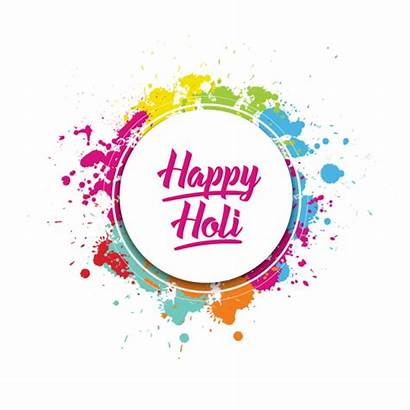 Holi Splash Happy Transparent Colorful Festival Clipart