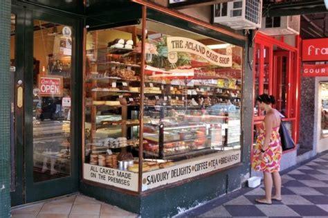 cake shop  acland street  melbourne australiaone