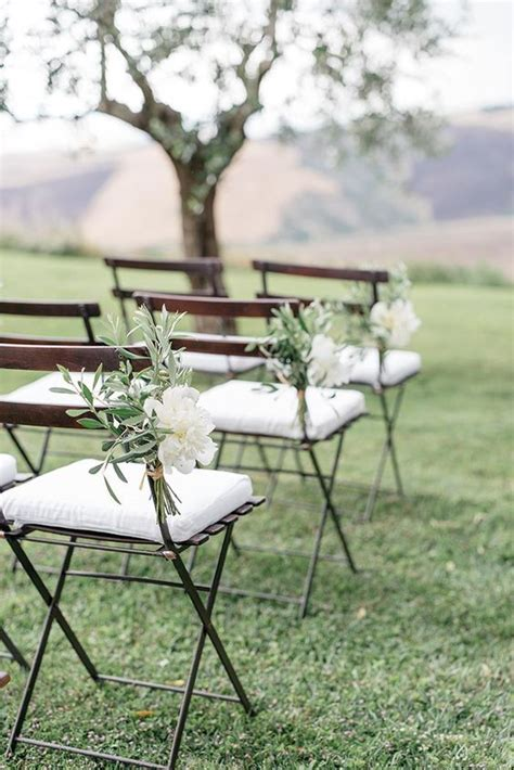 25 rustic outdoor wedding ceremony decorations ideas page 2